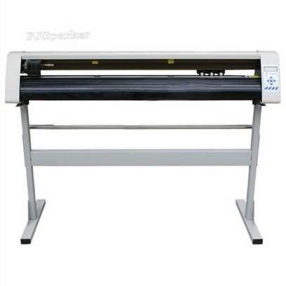 "Cutting Machine RS-1360C+STAND +Software 48""Sign Sticker Plotter Vinyl Cutter image 1"