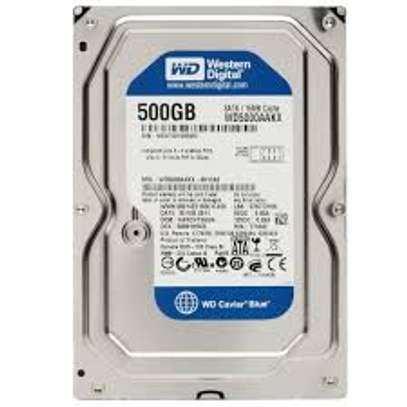 500GB Internal Desktop Hard Drive image 1