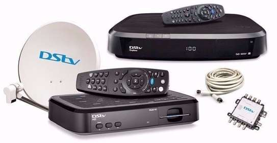 Dstv,Startimes,Gotv, Accredited Installer In Nairobi