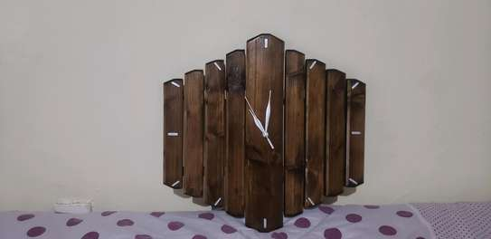 Unique Wooden Wall clock