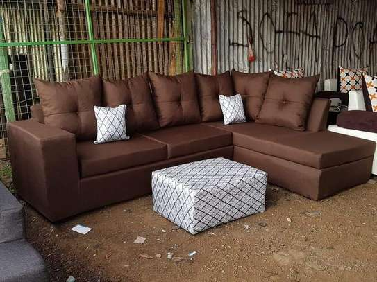 L shape seaters 6 seater