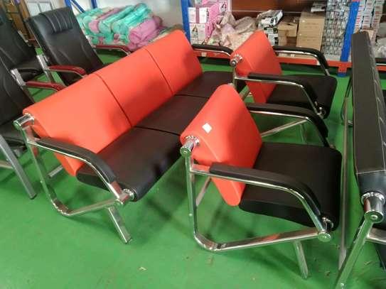 Waiting Bay Chairs image 1