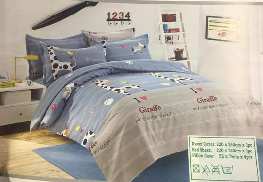 cotton duvets 6by6 image 1