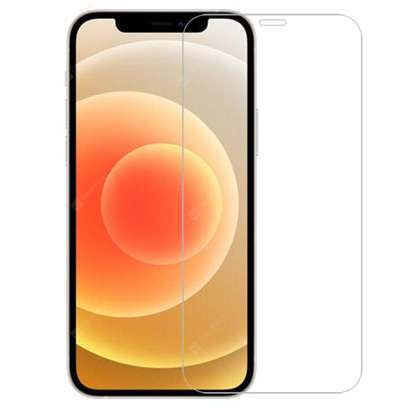 IPHONE 12 MINI/12/12 PRO/12 PRO MAX 3D FULL TEMPERED GLASS SCREEN PROTECTOR image 1