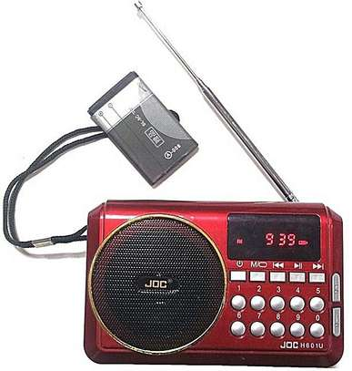 Joc Fm Radio Digital FM Radio And Mp3 Music Player image 1