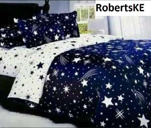 blue star warm bed duvet 6*6 image 1