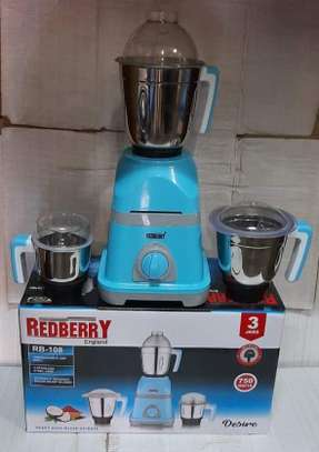 750 watts blender with Unbreakable jug RB108 image 2
