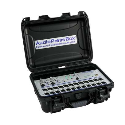 AudioPressBox APB-224 C image 1
