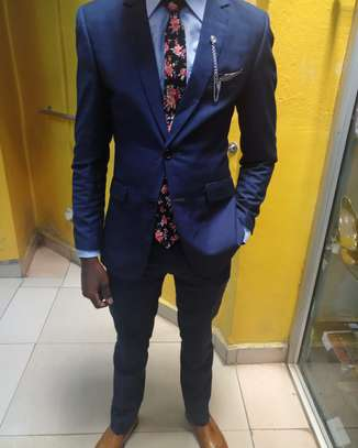 Navy Royal Suit image 1