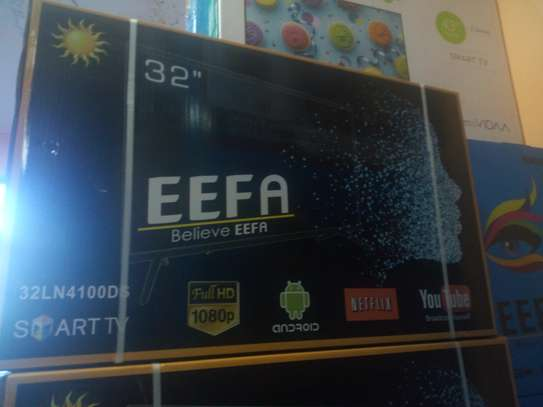 Brand new 32 inch eefa smart android TV