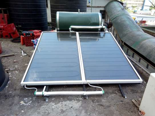 300 litre Sunraserg Solar Water Heating System