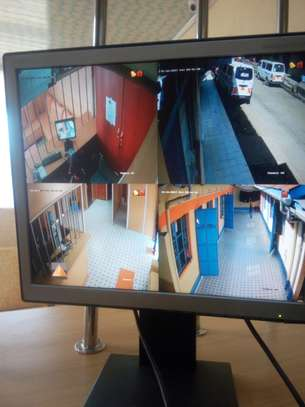 Four cameras CCTVS package image 2