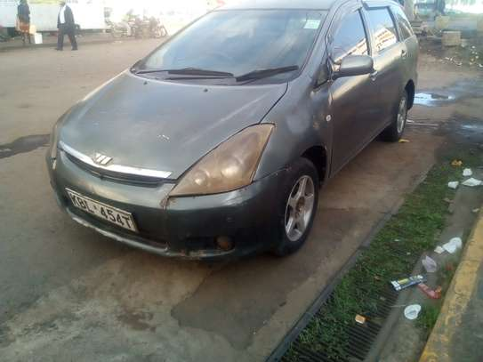 Toyota wish for sale image 3