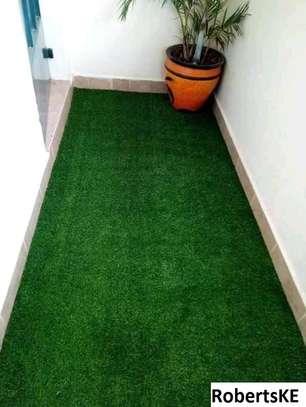 balcony grass carpet image 2