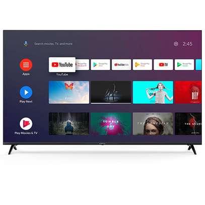 Infinix 32 smart android frameless tv image 1