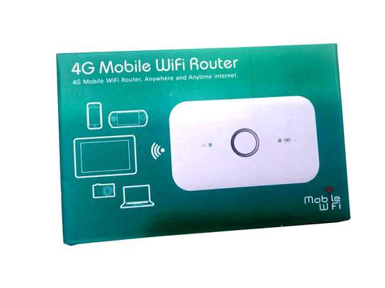 Universal Portable Router 4G LTE 150mbps image 1