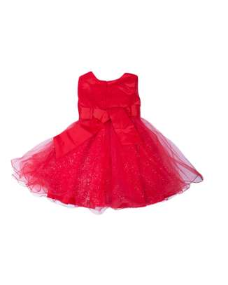 Red tutu skirt with prewalkers for baby girl 0-12mths