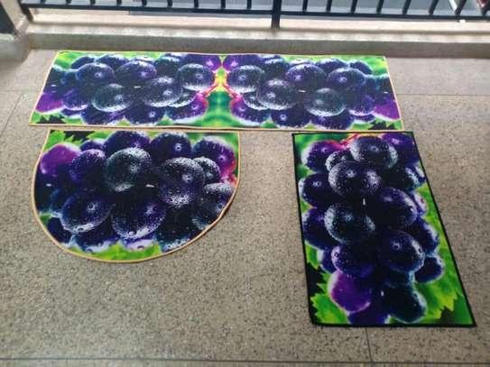 3pcs designer mats image 10