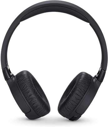 JBL T600BTNC - Noise Canceling Wireless Bluetooth Headphones image 1