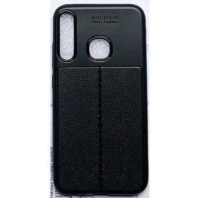 Autofocus Infinix Smart 3 Plus Back Cover AUTO FOCUS - BLACK image 1