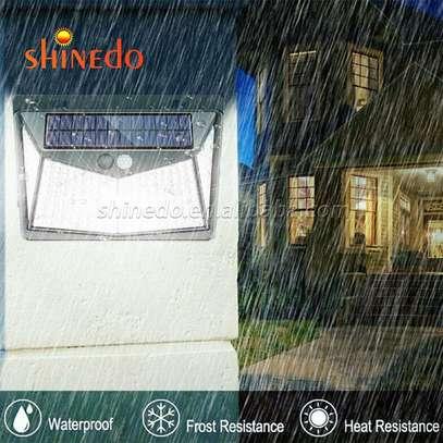 262 LED Solar Motion Sensor Lights Outdoor image 5