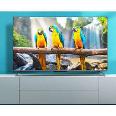 TCL 65 inches 65C725 Android UHD-4K Smart Frameless Digital Q-LED Tvs image 1