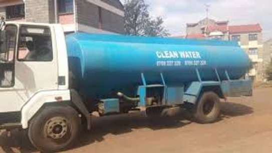 Clean Drinking Water Supply/Delivery Services image 1