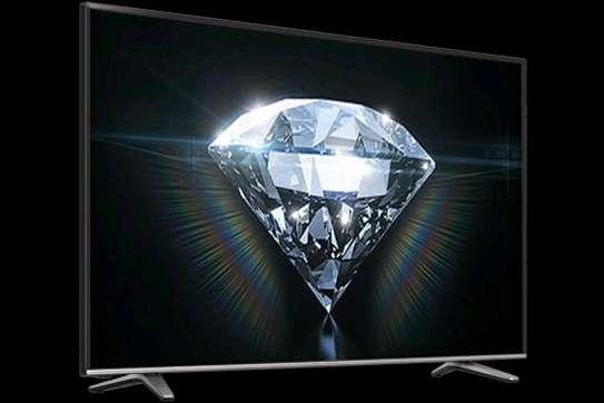 Hisense 55inch 4k ultra HD smart LED TV image 2