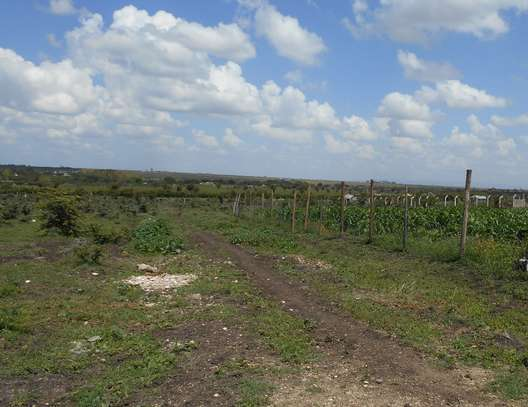 1/8 acre Plots for sale in Kiserian image 1