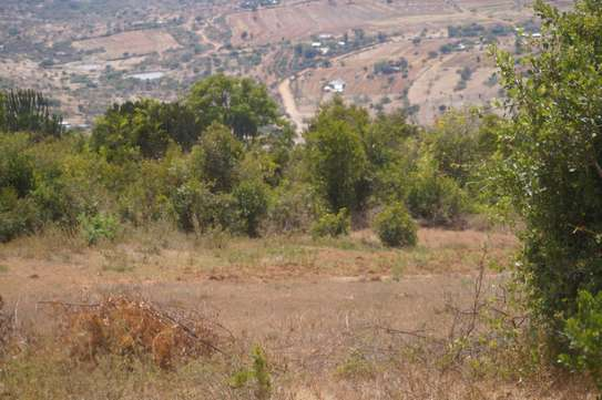 One Acre land parcels At Mua Hills 400m Away From Sonko's home