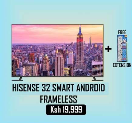 32 inch Hisense smart digital Full HD LED android image 1