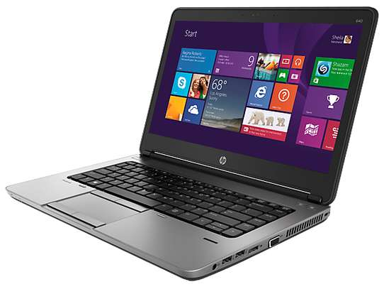 HP laptop  640 model image 1