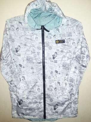 Printed jacket image 1