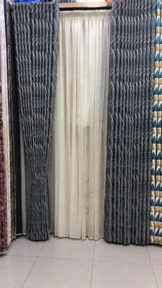 STUNNING SHEERS AND CURTAINS PER METRE @1200/= image 7