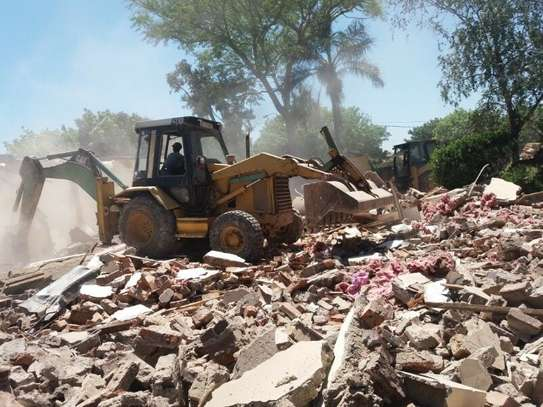 Demolishing, Rubble Removals, Site Clearance, Tree Cutting, Landscaping & Gardening image 5