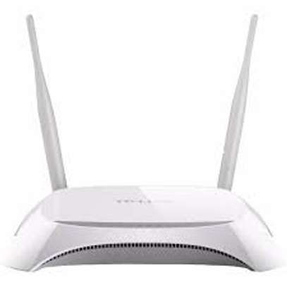 Networking Equipment: Tp Link TL-WR840N | 300mbps Router. image 2