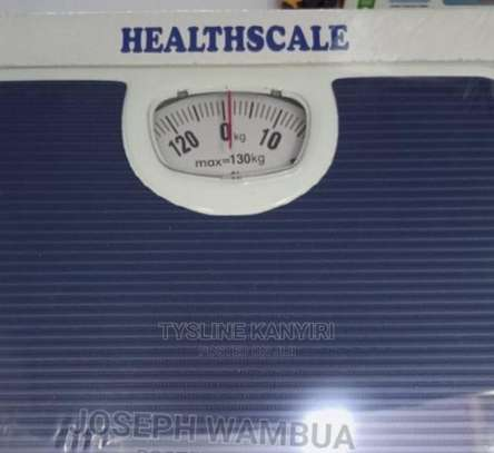 Analogue Bathroom Scales Withing Your Budget image 1