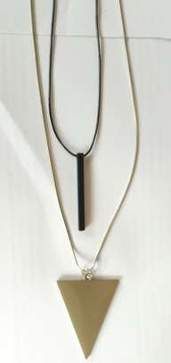 Multi-layered necklace image 1