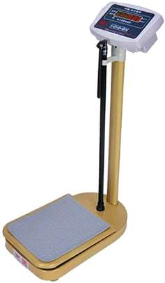 Digital Weight Height Electronic Scale. image 1