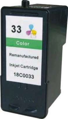 18C0033 Lexmark inkjet cartridge image 4