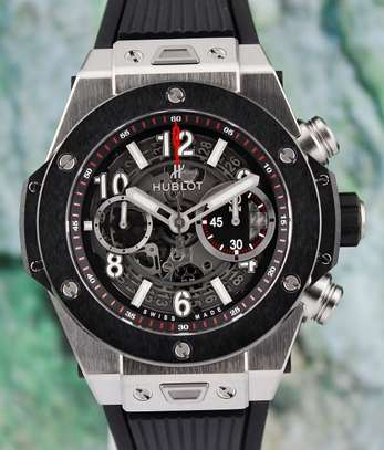 HUBLOT SKELETON FOR MEN