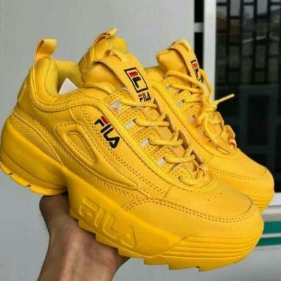 Fila ladies sneaker. image 6