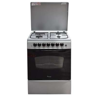 Ramtons 3G+1E 60X60 SILVER COOKER- RF/406 image 1