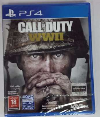 Call of Duty: WWII (PS4) image 2