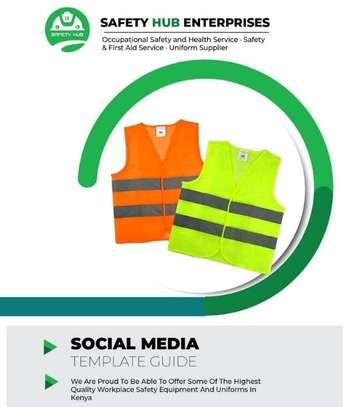 Reflector vests for sale in Kenya image 1