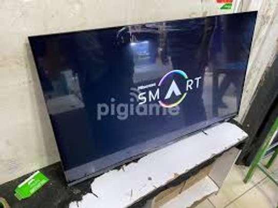 """43"""" Hisense smart frameless full HD TV A6 series image 1"""