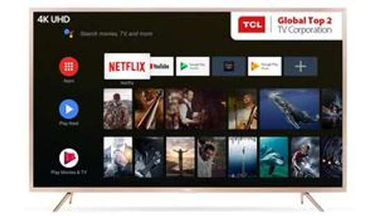 TCL 55inch 55P8M UHD SMART Android LED TV image 1