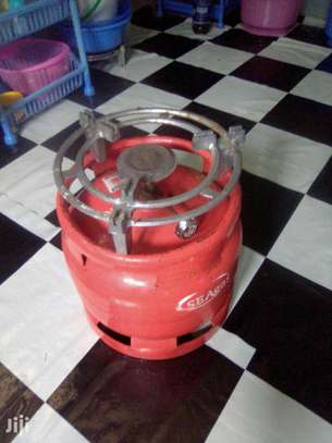 Empty gas Cylinder image 1