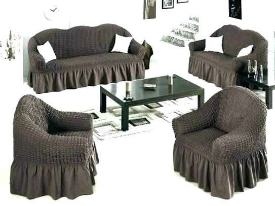 Stretchable Sofa Seat Covers seven seater- 3+2+1+1 (7 seater) image 3