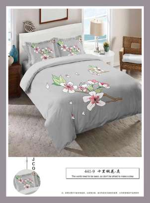 Turkish Pure Cotton Bed Cover image 1